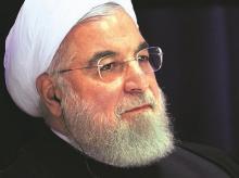 Hassan Rouhani, Iranian President