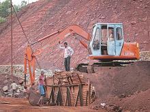 iron ore, mining, steel, iron, mines, metals