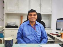 P D Vaghela, TRAI chairman