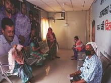 Mohalla clinics, primary health care, delhi, aap