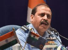 IAF, Rakesh Kumar Singh Bhadauria, RKS Bhadauria