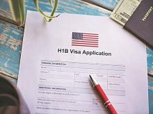 H1B visa, US visa, passport, H-1B