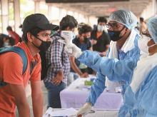 Coronavirus, covid, tests
