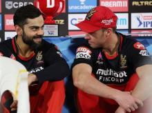 AB de Villiers, Virat Kohli, RCB, IPL 2020