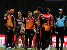 SRH vs KKR, IPL 2020