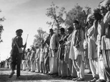 1947 invasion of Jammu and Kashmir, Black Day, Pakistani raiders