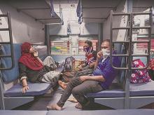 rural migration, migrant workers, trains, passengers, indian railways