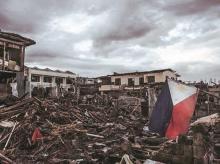 typhoon, Philippines