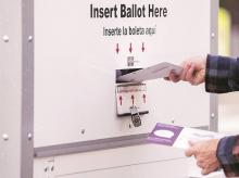 us presidential elections, mail-in, voting, ballot, polls