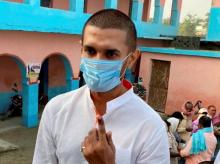 Chirag Paswan, Bihar election