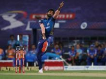 Jasprit Bumrah, IPL 2020