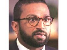Kash Patel, Chief of Staff to acting US Defence Secretary