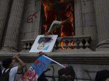 Guatemala protests
