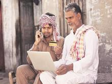 digital india, rural india, payments, credit cards, debit cards