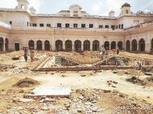 Qila Mubarak, Patiala fort, luxury hotel, royal fort