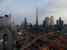 UAE, Sheikh Zayed Road