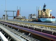 oil tanker, Venezuela