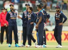Indian cricket team. Photo: @BCCI