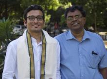 Pranjal Mehta, Prof. Satya Chakravarthy, The ePlane Company