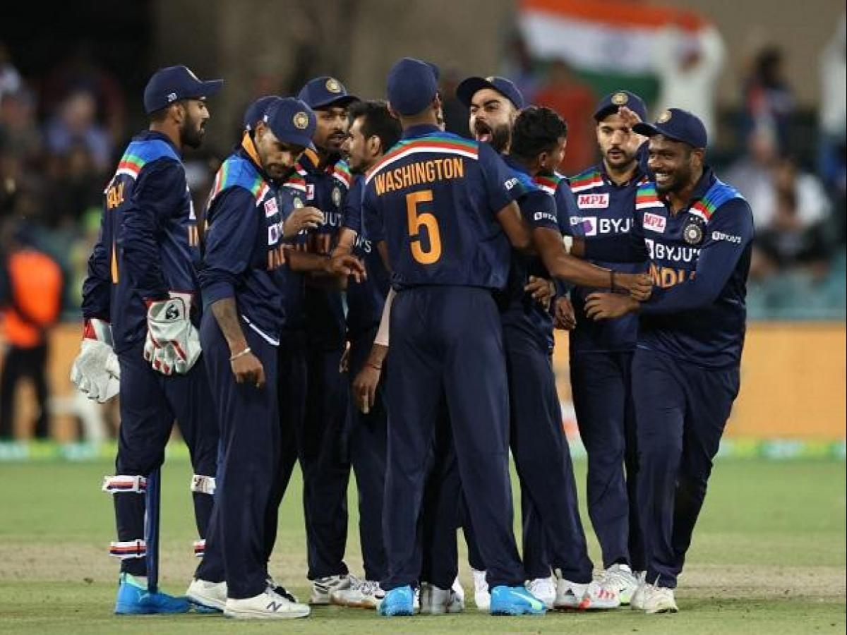 IND vs AUS 1st T20 highlights: Chahal, Natarajan helps India win by 11 runs   Business Standard News