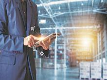 e-logistics, logistics, online, digital, data, tech