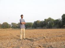 Vidyut Mohan co-founded Takachar, which builds affordable and portable biomass upgrading equipment. Photo: UNEP