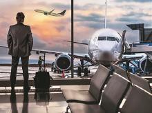 Air passenger, traffic, flights, airlines, aviation, flying