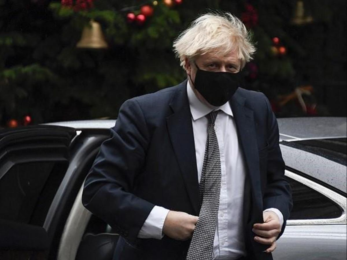 The UK government led by Prime Minister Boris Johnson on Monday announced a four-step plan to ease coronavirus restrictions.