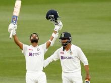 Ajinkya Rahane, Ravindra Jadeja, India vs Australia