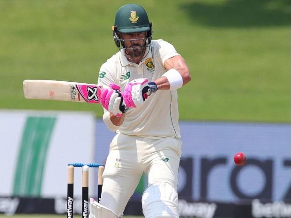 Faf became the 11th batsman in the test history who got out on 199.