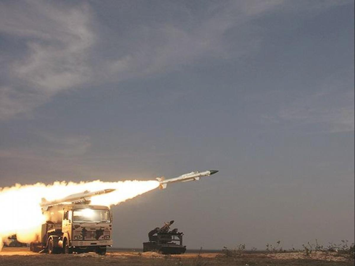 Akash-NG missile successfully launched, achieves 'textbook precision': DRDO  | Business Standard News