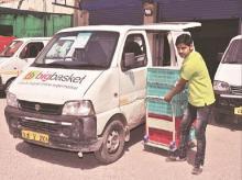 bigbasket, online delivery