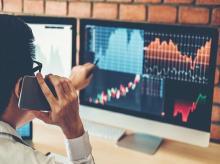 broker, market, shares, trading, stocks, growth, profit, loss, exchange, brokerage