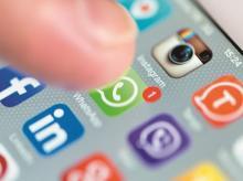 Whatsapp, messaging app, social media, tech, software, facebook, data, privacy