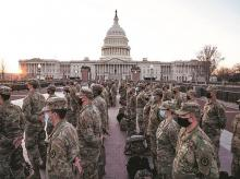 US Capitol, United states, National Guard, US house