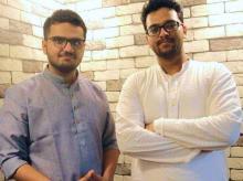 Aditya Shirole and Sahil Sharma