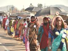 Farmers to block e-way near Delhi on Saturday to mark 100 days of stir