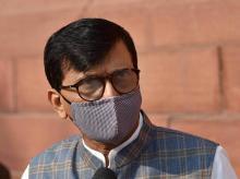 Shiv Sena MP Sanjay Rout
