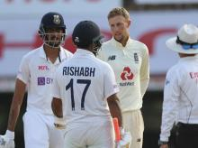Rishabh Pant, Axar Patel, Joe Root, India vs England 2nd Test