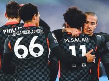 Liverpool, Salah, Thiago