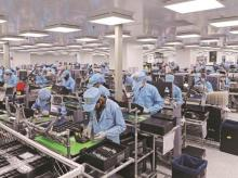 pli scheme, dixon tech, electronics, manufacturing, make in india, workers, jobs, employment