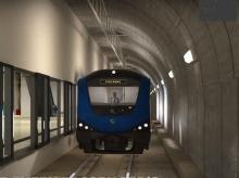 Chennai metro. Photo: Youtube