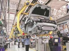automobile, auto sales, auto component, car, equipment, manufacturing, component, production, jobs, workers
