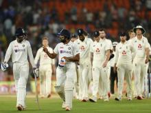 India vs England 3rd Test in Ahmedabad