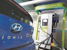 Hyundai, EV, electric vechicles, cars, charging