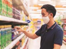 FMCG, consumer demand, packaged food products