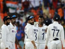 Indian cricket team. Photo: Sportzpics for BCCI