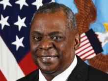 US defence secy Lloyd J Austin