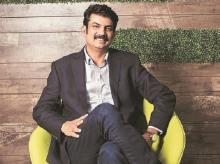 MakeMyTrip CEO Rajesh Magow
