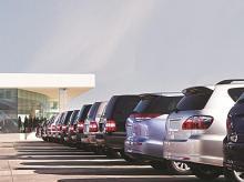 SUVs, automobile industry, cars